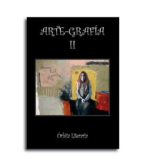 Portada libro Arte-Grafia II