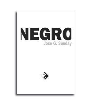 Portada libro Negro
