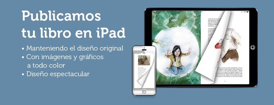 Publicar en iPad y Tablet Android