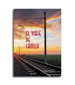 Portada de novela El viaje de Camila