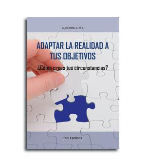 portada libro coaching adaptar la realidad