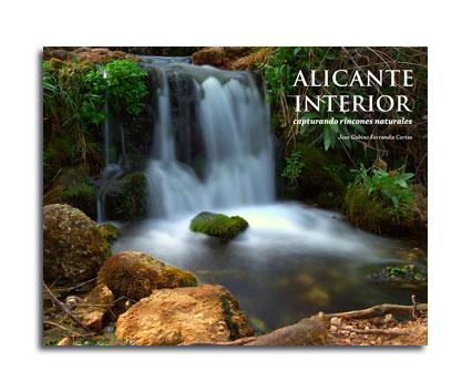 portada de libro de fotografía - Alicante interior