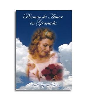 Portada Poemario Poemas de amor en Granada