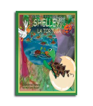 Portada cuento shelley