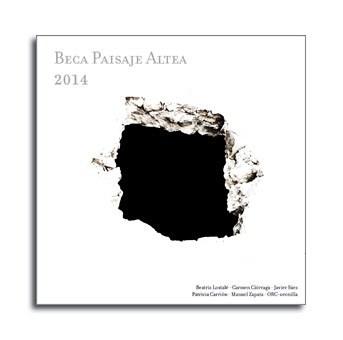Catalogo arte Beca Paisaje Altea 2014