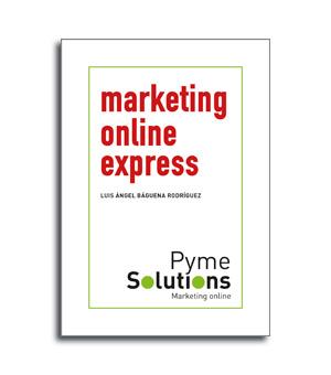Portada del libro Marketing online express