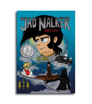 Comic Jad Nalker