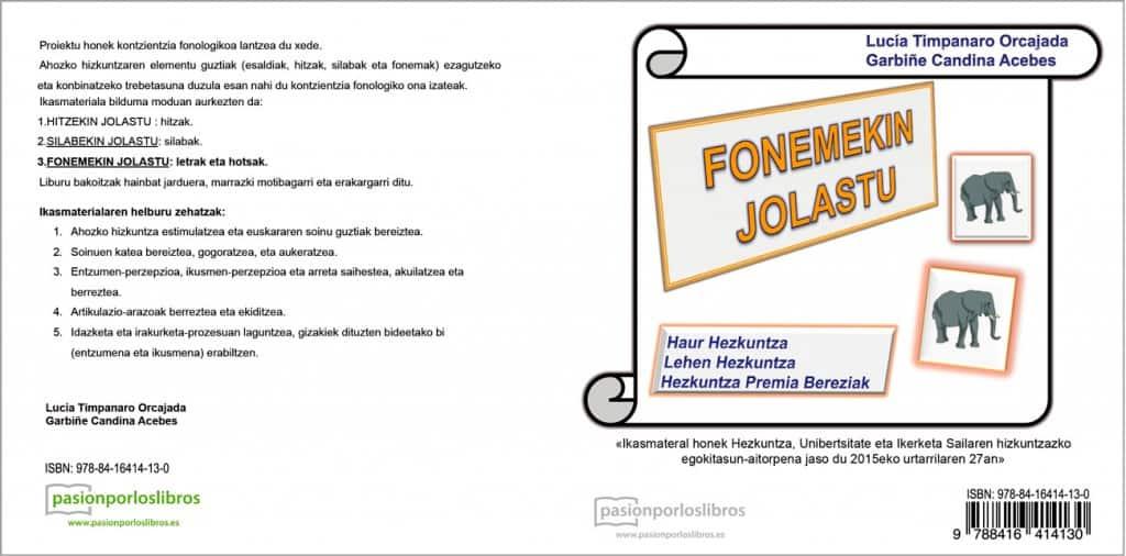 CD Fonemekin informacion