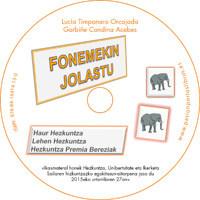 Carátula CD Fonemekin