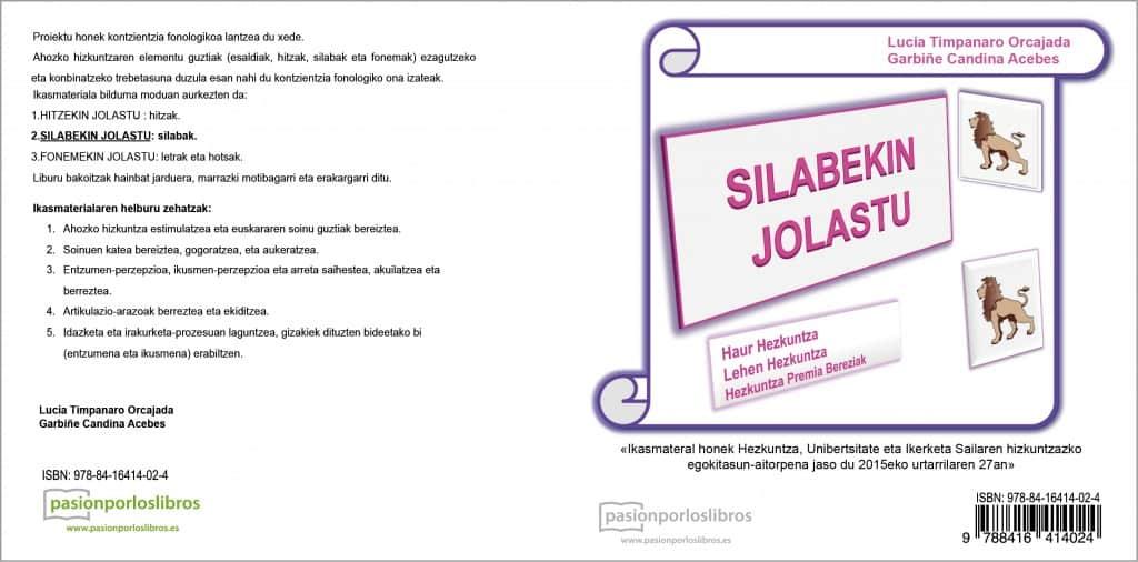 Información de Silabekin Jolastu en CD