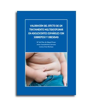 Portada del libro sobrepeso y obesidad