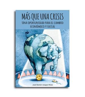 Portada libro Mas que una crisis