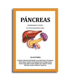 Portada libro Pancreas