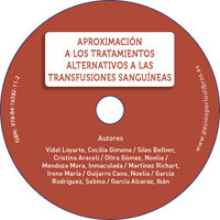 Portada libro CD Transfusiones