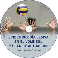 Portada libro lesiones de voleibol