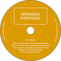 Portada Enfermeria comunitaria en cd
