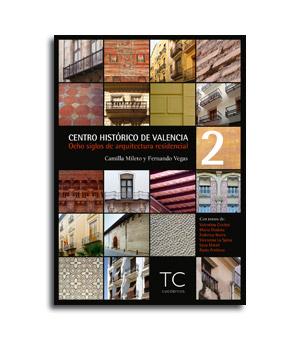 Portada Libro Centro histórico de Valencia