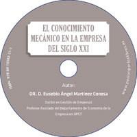 Caratula de libro en CD conocimiento mecanico