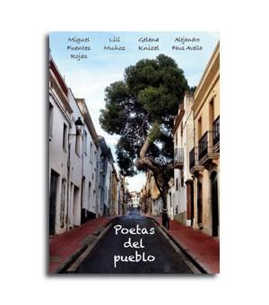 Portada libro Poetas del pueblo