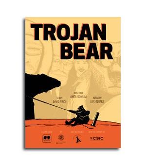 Trojan Bear Cover