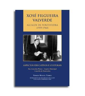 Cubierta libro Jose Filgueira