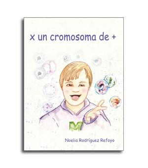 Portada del cuento Por un cromosoma de mas