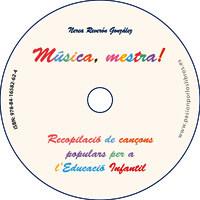 coberta llibre-cd Musica mestra