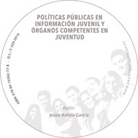 Caratura de Cd politicas publicas en informacion juvenil