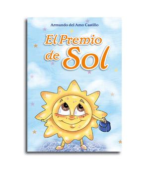 Portada cuento El premio de Sol