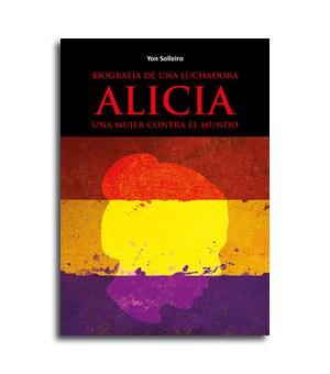 portada de Alicia una mujer