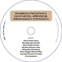 CD Desarrollo psicológico, Salud mental, Aprendizaje, Personalidad e Inteligencia