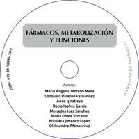 cd Fármacos, metabolización  y funciones