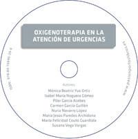cd Oxigenoterapia en la atención de urgencias