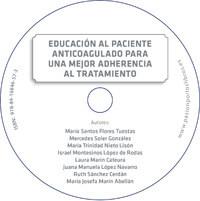 cd Educación al paciente anticoagulado para una mejor adherencia al tratamiento