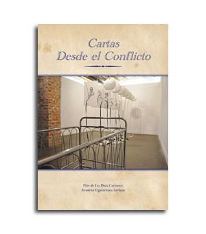 portada libro cartas desde el conflicto