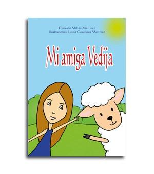 Portada del cuento La oveja Vedija