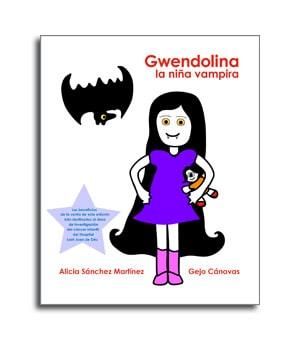 portada cuento Gwendolina