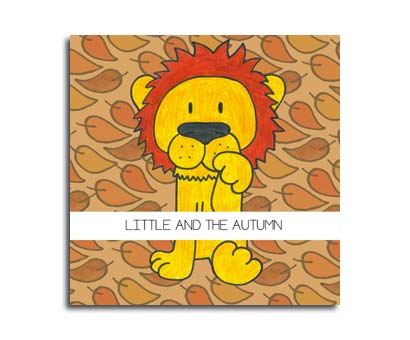 Cuento Little and the autum