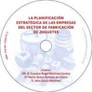 La planificación estratégica de las empresas del sector de fabricación de juguetes