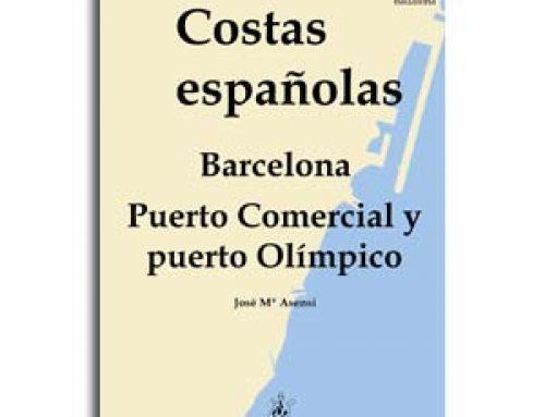 Costas españolas. Barcelona, puerto comercial y puerto olímpico