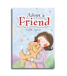 cuento en ingles Adopt a friend
