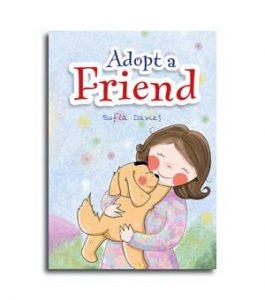 cuento en ingles Adopt a friend