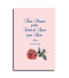 portada poemario 13 poemas para rosa