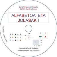 CD Alfabetoa Eta Jolasak I descargar