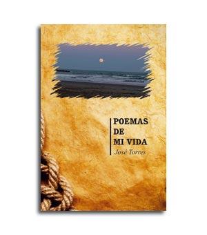 Portada del poemario Poemas de mi vida