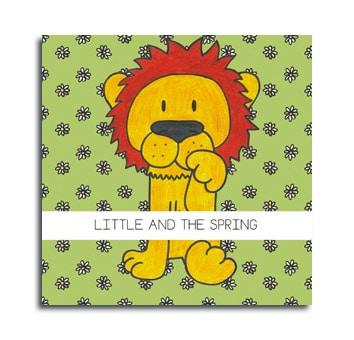 Cuento en mayusculas - Little and the spring