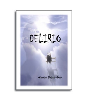 Libro de poesía Delirio