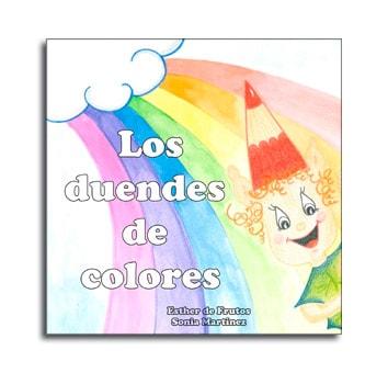 Portada del cuento Los Duendes de Colores