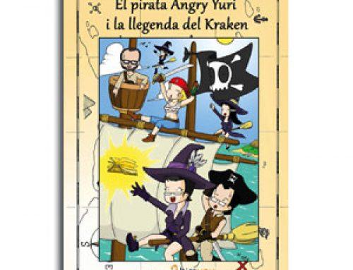 El pirata Angry Yuri i la llegenda del Kraken