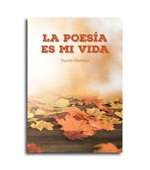 portada del poemario La poesia es mi vida
